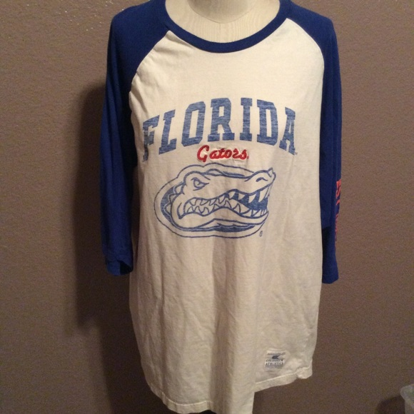 colesseum Other - Florida Gators Men's raglan tee